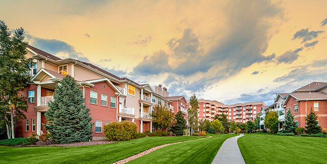 Covenant Living of Colorado Community buildings