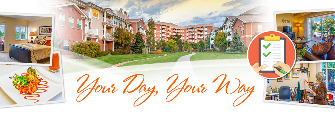 Spend Your Day, Your Way at Covenant Village of Colorado